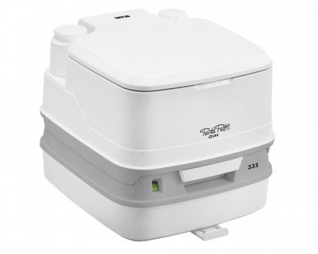 Porta Potti Qube 335 med hold down kit