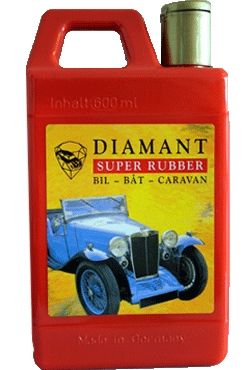 Diamant Rubber 600ml