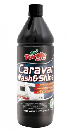 Turtle Wax Caravan Wash og Shine 1l