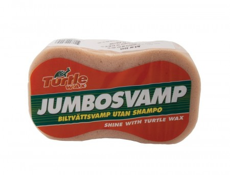 Turtle Wax Jumbosvamp