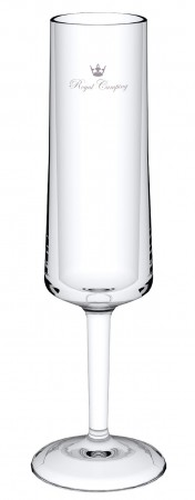 Champagneglass 10 cl Royal Camping