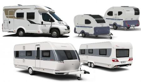 Caravan til salg