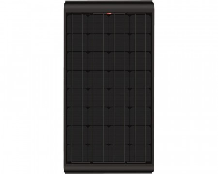 Solcellepanel NDS BLACKSOLAR m/MPPT 110W 1345x541x60mm