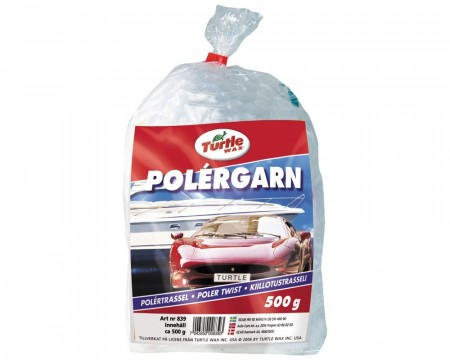 Turtle Wax polergarn 500gr