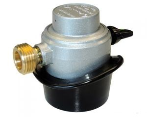 Gassregulator Adapter A35S